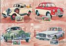 Australia Maximum Cards: APMX 116 Classic Cars set of 4